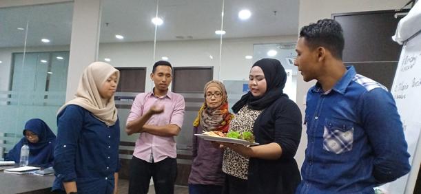 kursus pengendalian makanan by Intisar 1