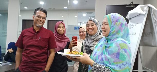 kursus pengendalian makanan by Intisar 2